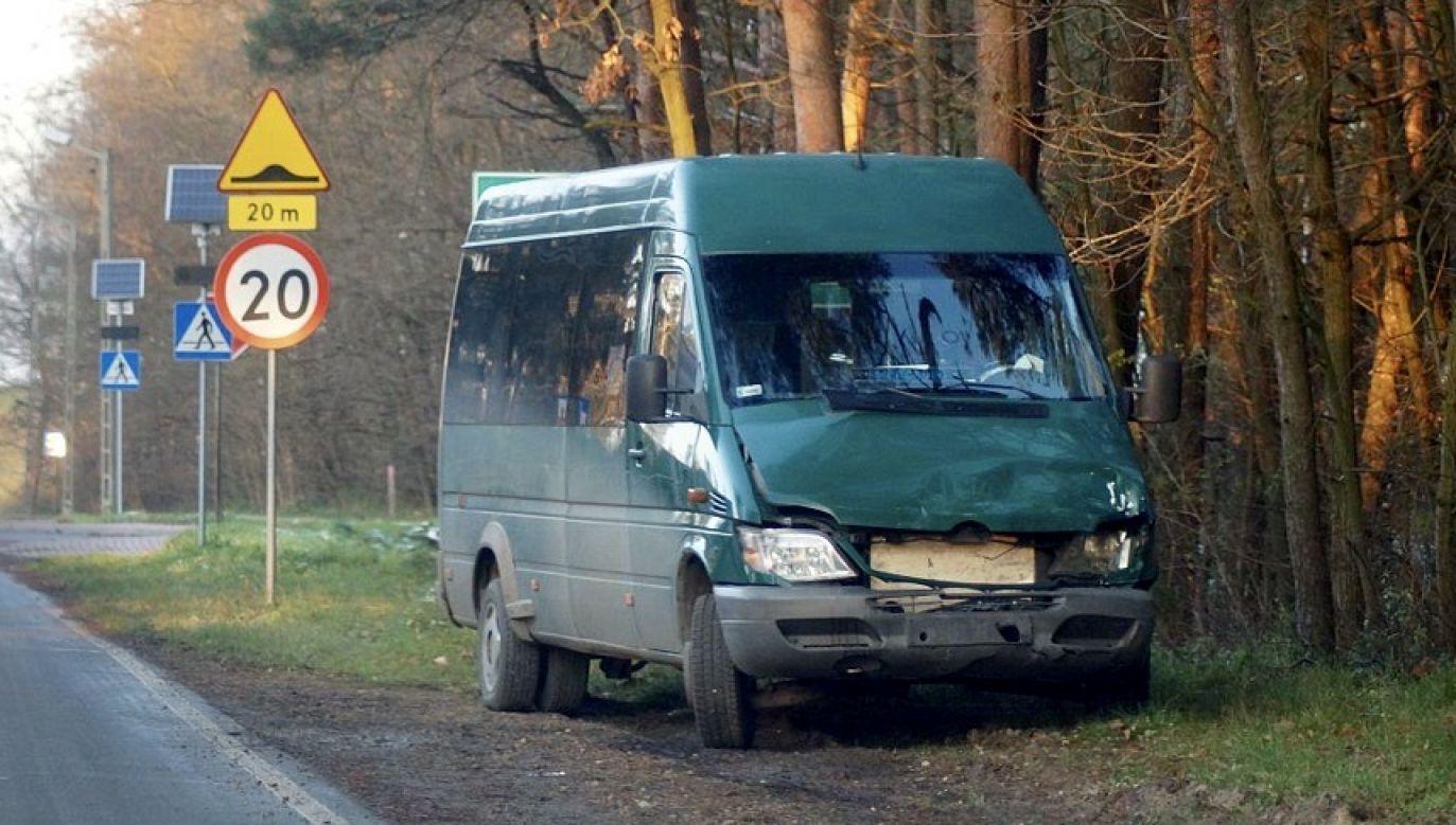 Nikt nie ucierpiał (fot. dzięki uprzejmości lublin112.pl)