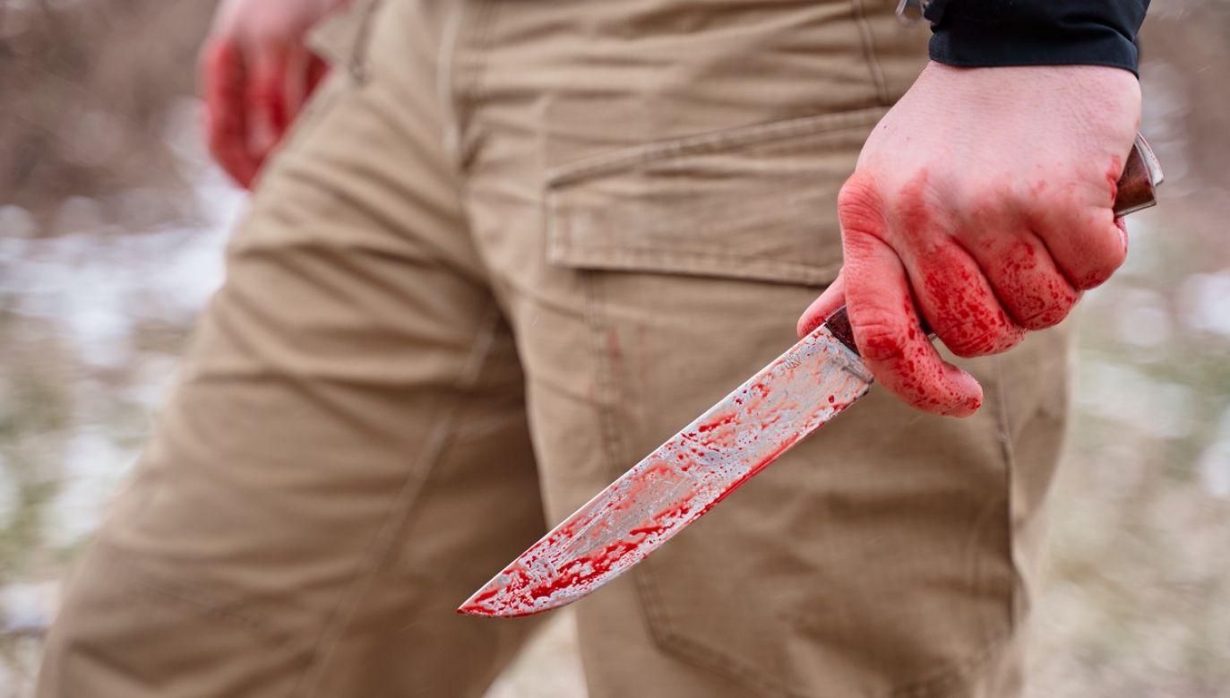 Nożownik nie figurował w kartotece terrorystycznej, ale był znany policji (fot. Shutterstock)
