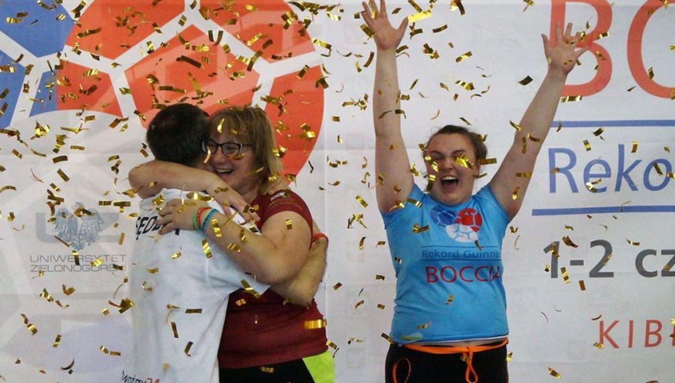 Rekord padł podczas czerwcowych Integracyjnych Mistrzostw Polski AZS (FOT. IMP AZS)