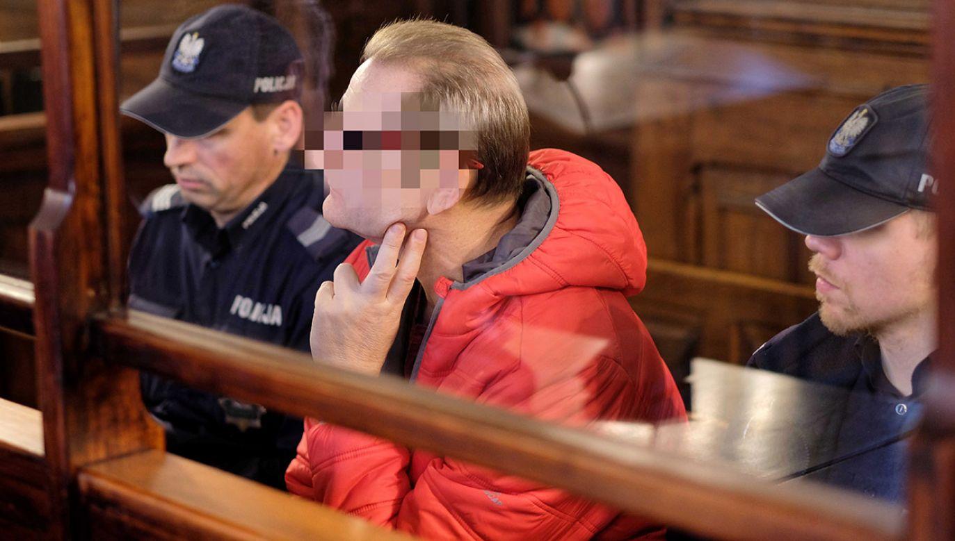Były zomowiec Roman S. został skazany na 3,5 roku więzienia (fot. PAP/Andrzej Grygiel)
