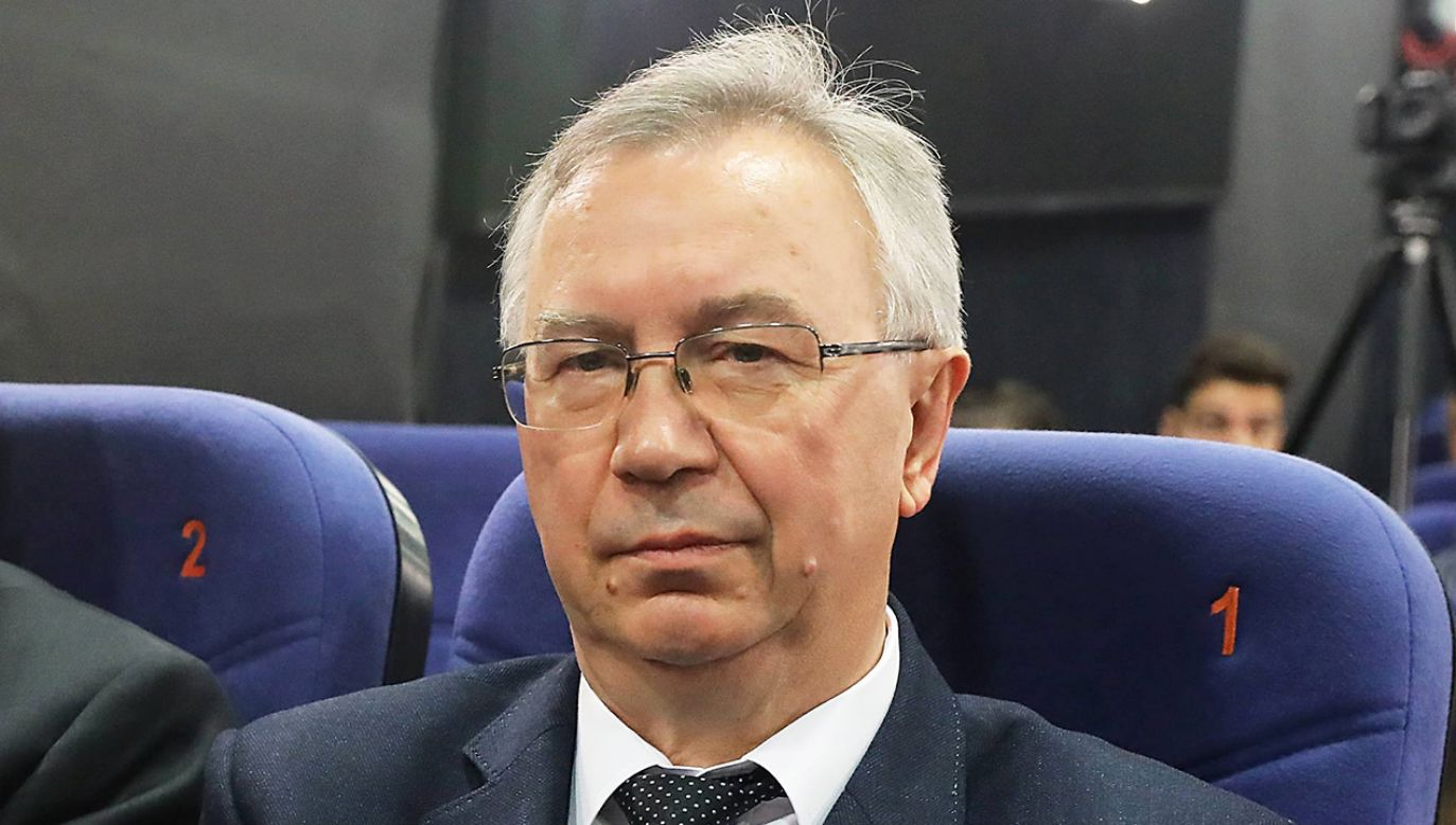 Janusz Gmitruk  (fot. arch. PAP/Tomasz Gzell)