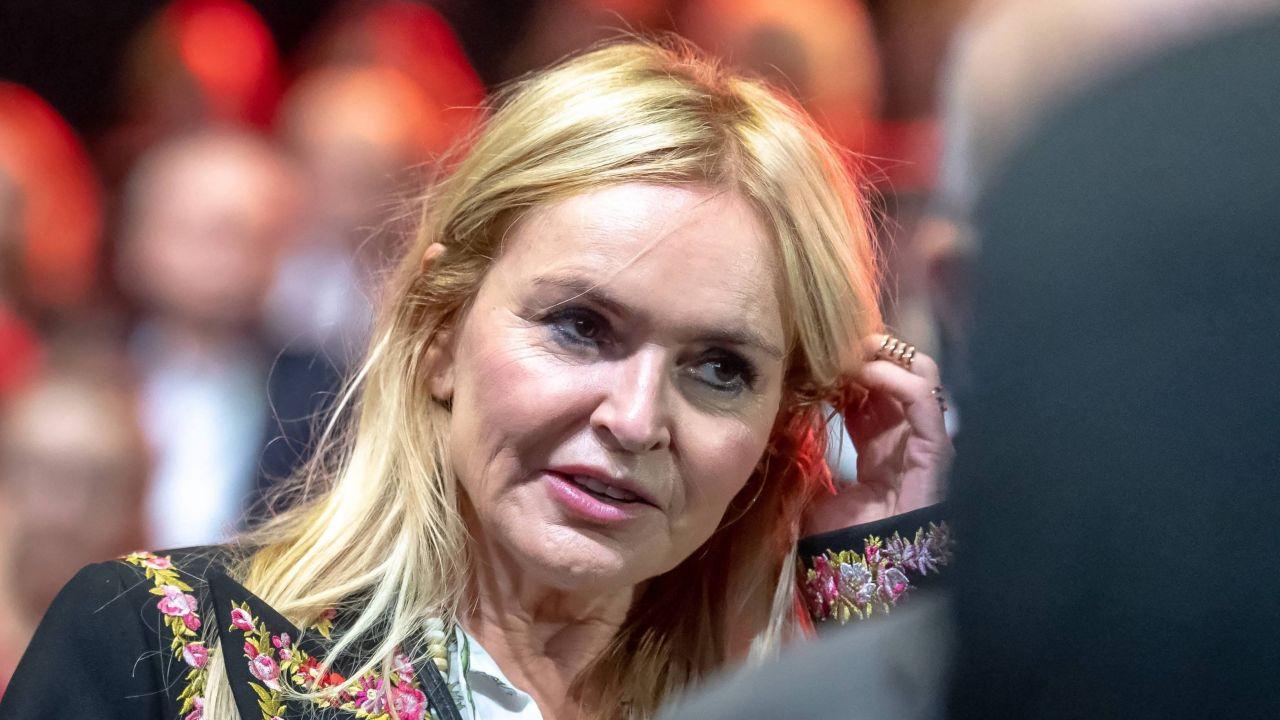 Monika Olejnik (fot. PAP/Tytus Żmijewski)