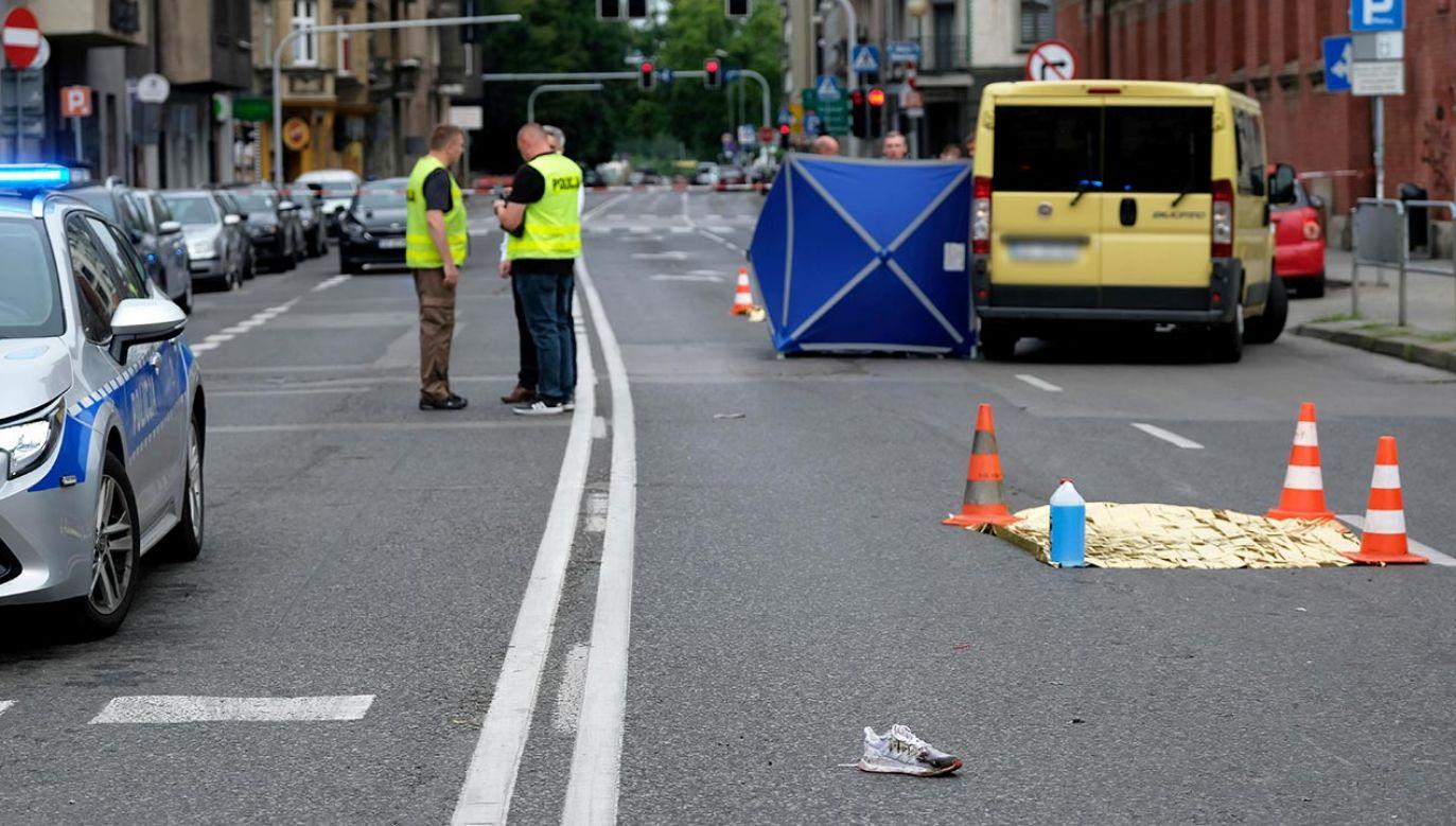 Podano przyczyny śmierci 19-latki w Katowicach (fot. PAP/Hanna Bardo)