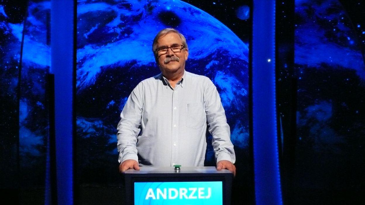3 odcinek 122 edycji wygrał Pan Andrzej Glapiak