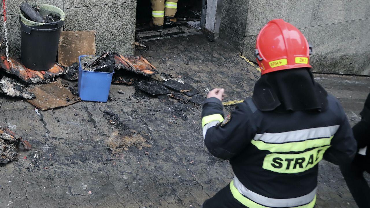 Na razie nie wiadomo, co było przyczyną tragedii (fot. PAP/W.Olkuśnik, zdjęcie ilustracyjne)