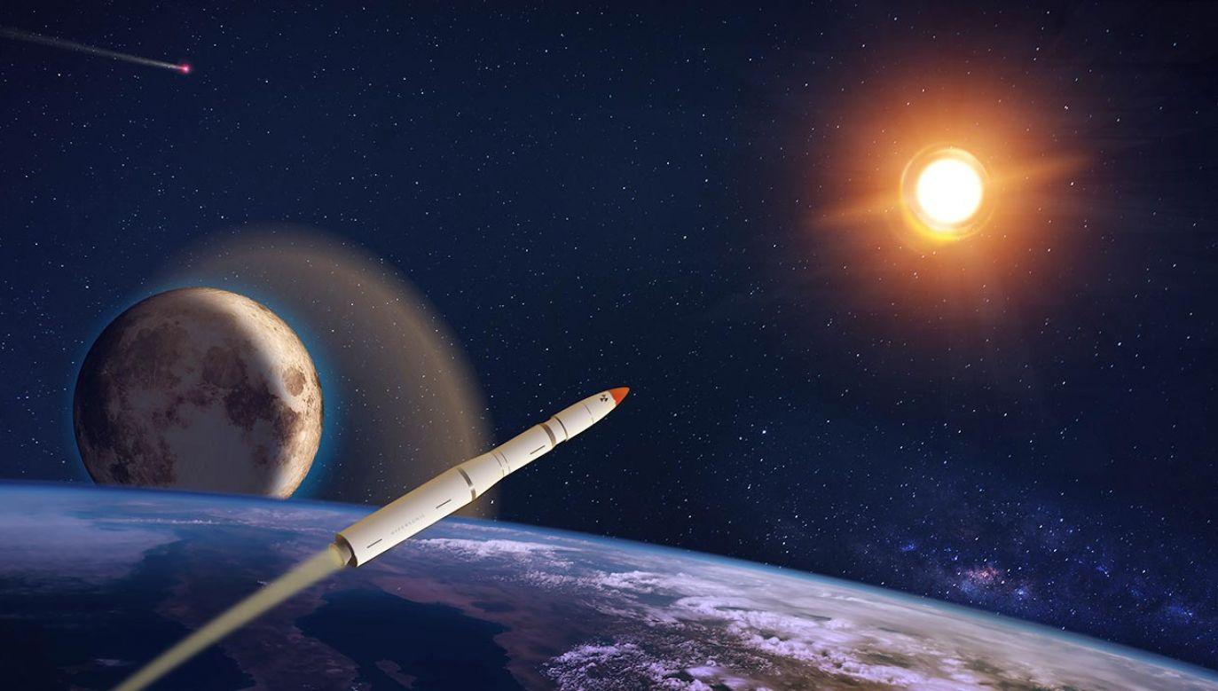 Próby USA zostały przeprowadzone w ośrodku NASA na wyspie Wallops w Wirginii (fot. Shutterstock)