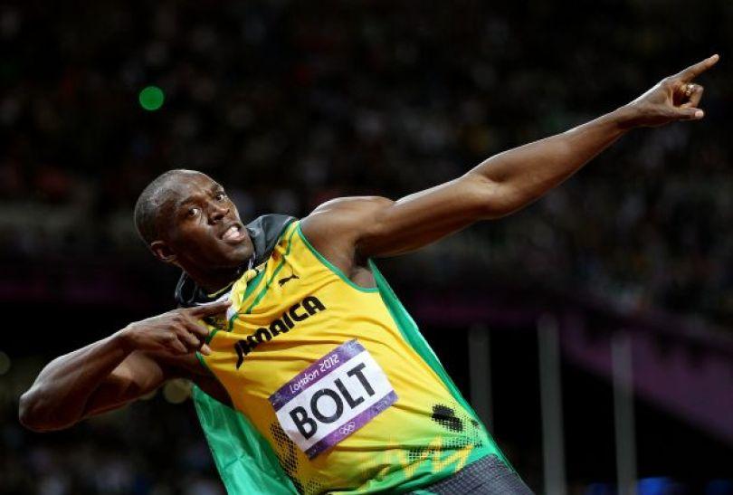 Usain Bolt obronił tytuł z Pekinu (fot. Getty Images)