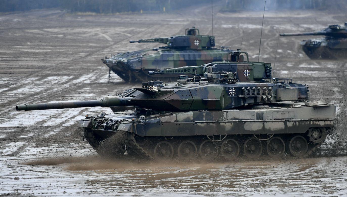 Generał Roman Polko o pomyśle armii Unii Europejskiej i NATO (fot. David Hecker/Getty Images)