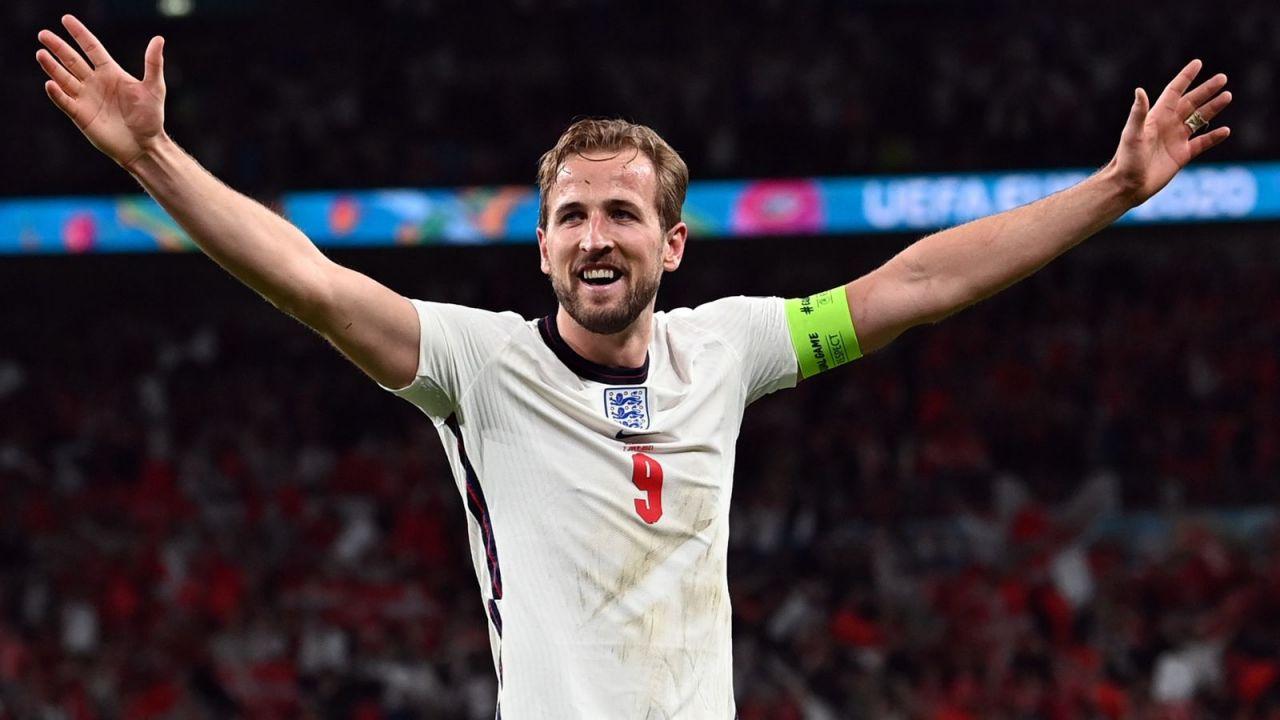 Euro 2020: klasyfikacja strzelców przed finałem. Harry Kane goni Cristiano Ronaldo [najlepsi strzelcy ME] (sport.tvp.pl)