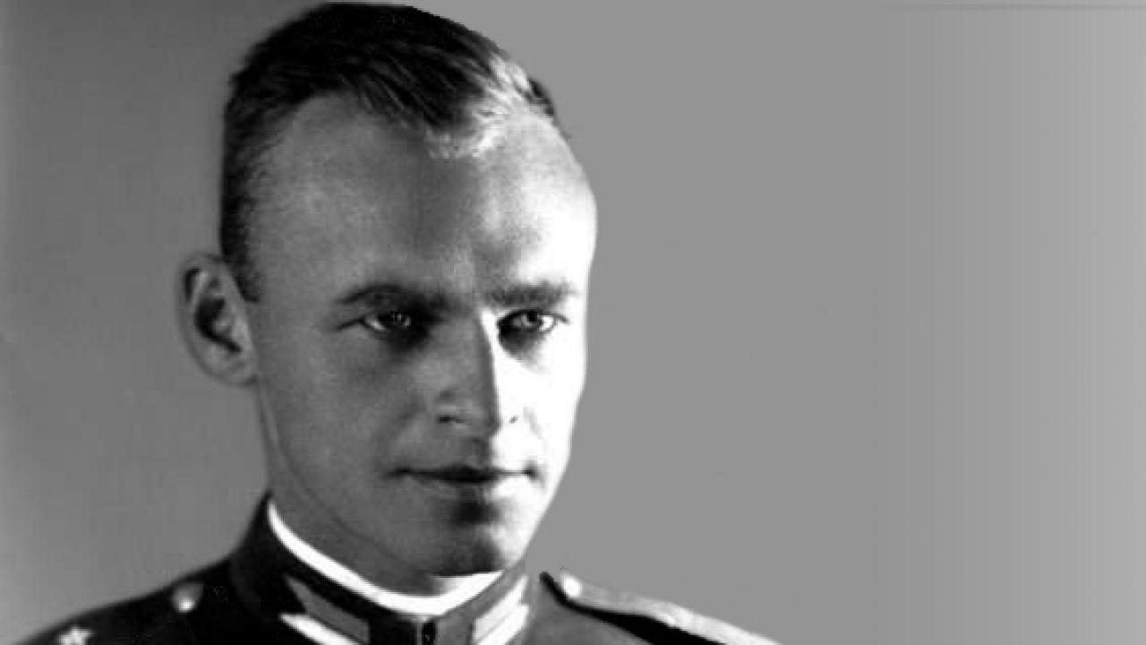 Rotmistrz Witold Pilecki (fot. ipn.gov.pl)