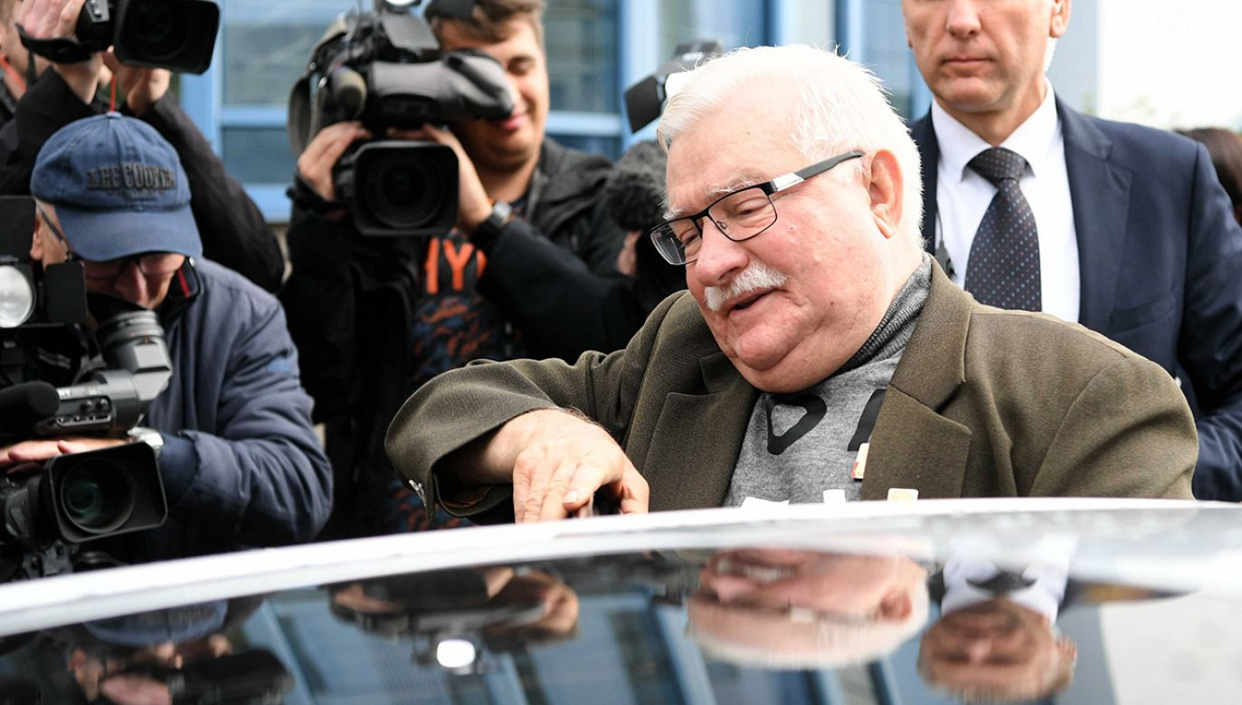 Byłego prezydenta krytykowano za wypowiedzi o Kornelu Morawieckim (fot. PAP/Adam Warżawa)