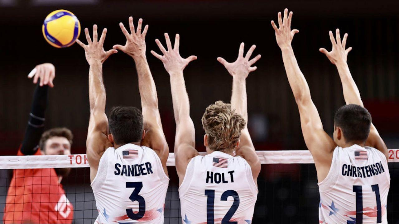 Reprezentacja USA odpadła z siatkarskiego turnieju (fot. V.Sharifulin\TASS\Getty Images)