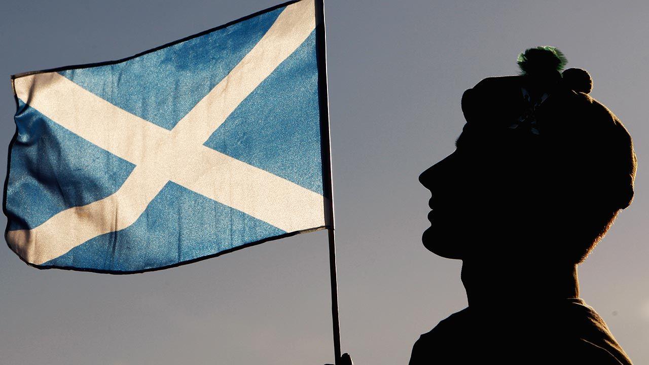 """""""Nowe referendum nie jest kwestią »czy«, lecz »kiedy«"""" (fot.  Jeff J Mitchell/Getty Images)"""