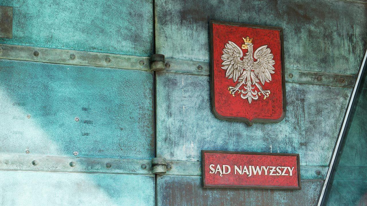 Sąd Najwyższy (fot. Shutterstock/ MOZCO Mateusz Szymanski)