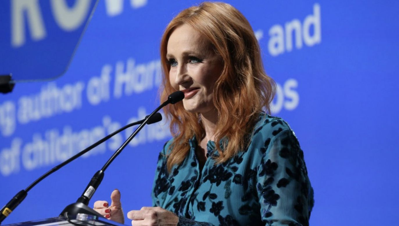 J.K. Rowling (fot. Getty Images)