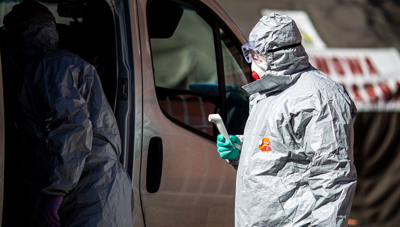 Stan epidemii w Polsce (fot. Florian Gaertner/Photothek via Getty Images)