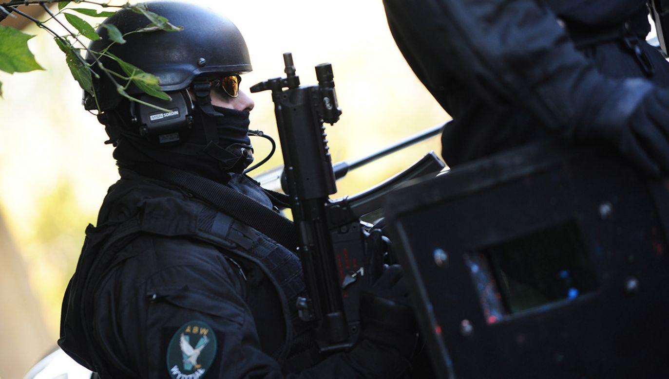 ABW zatrzymało potencjalnego terrorystę (fot. arch. PAP/Jacek Turczyk)