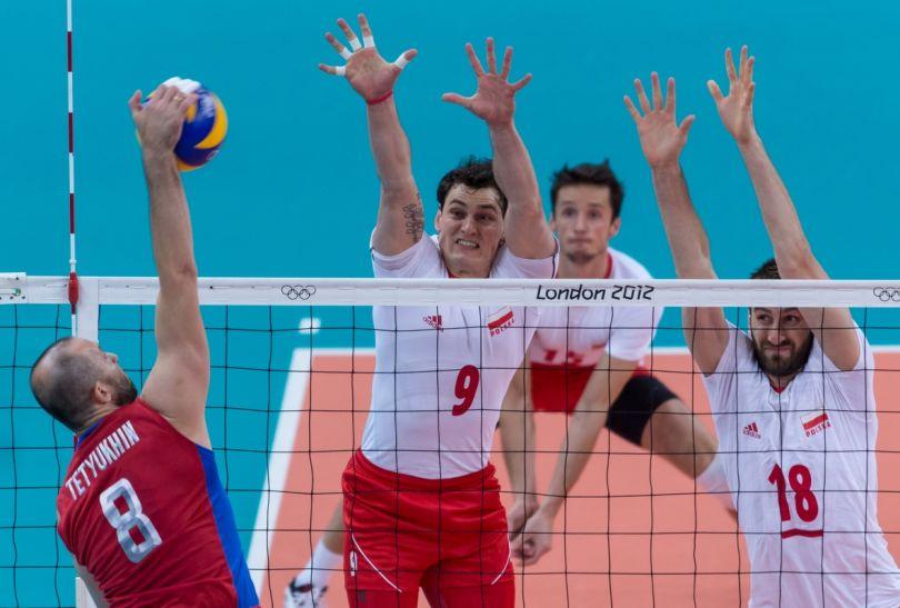 Polacy zbyt często nie potrafli poradzić sobie z rosyjskim atakiem (fot. PAP/Adam Ciereszko)