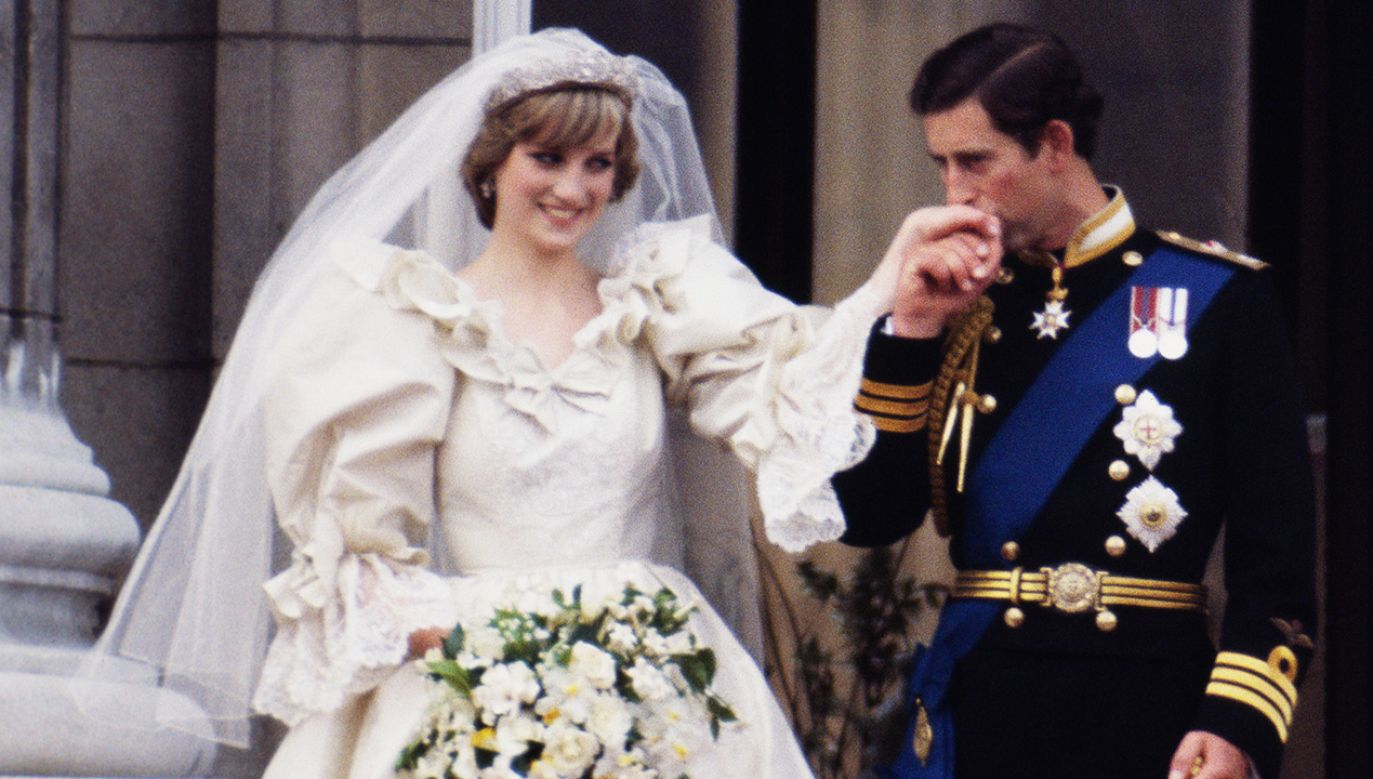 Księżna Diana i książę Filip (fot. Terry Fincher/Princess Diana Archive/Getty Images)