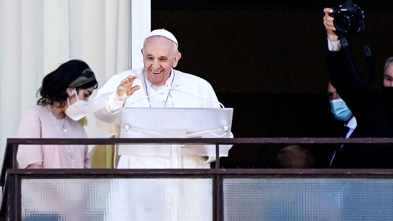 Papież Franciszek (fot. PAP/EPA)