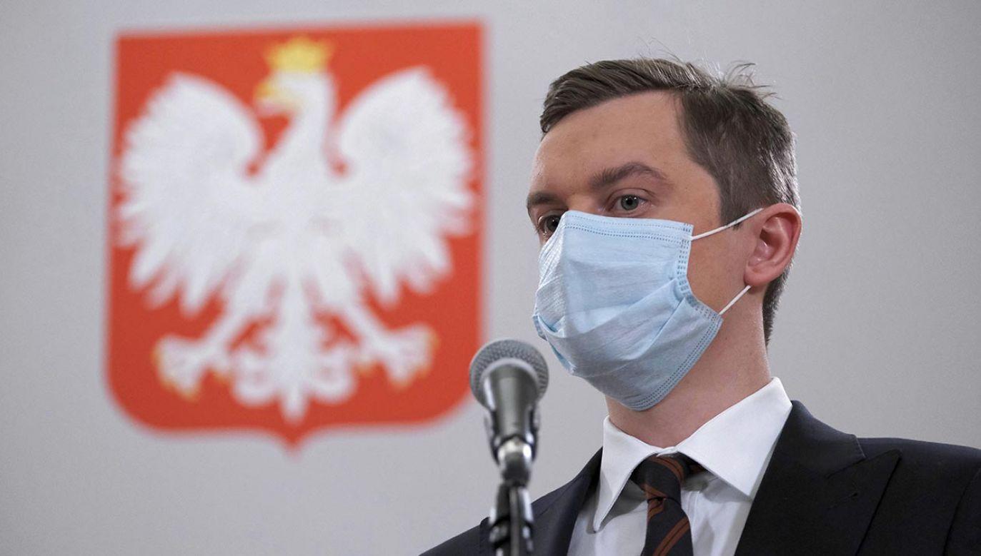 """""""Chcemy, aby treści zgodne z prawem nie były usuwane"""" (fot. PAP/Mateusz Marek)"""