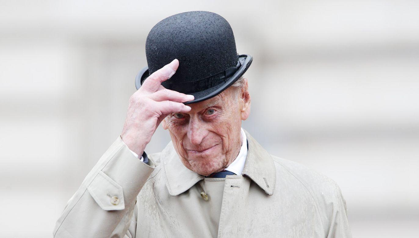 W czerwcu książę Filip skończyłby 100 lat (fot. Yui Mok - WPA Pool/Getty Images)