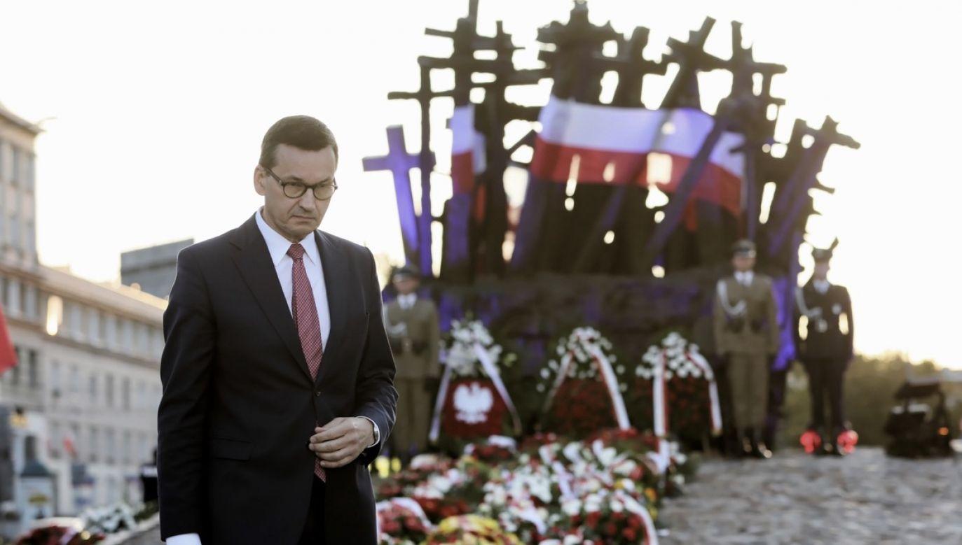"""""""Nasi europejscy partnerzy dają wyraz niezrozumienia ciągłości między atakiem ZSRS a złogami komuny w wymiarze sprawiedliwości"""" (fot. PAP/Leszek Szymański)"""