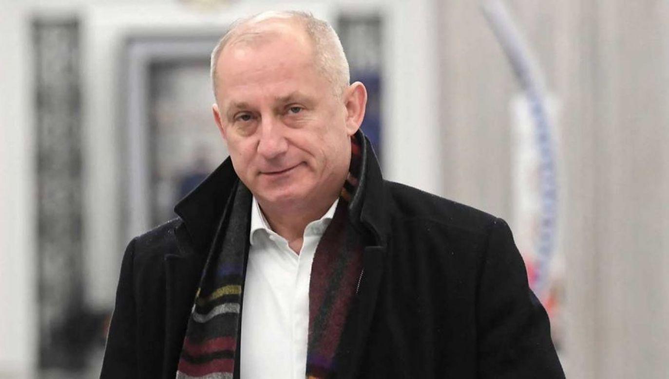 CBA ma wątpliwości m.in. co do rozliczanie funduszy na biuro poselskie Sławomira Neumanna (fot. arch. PAP/Piotr Nowak)