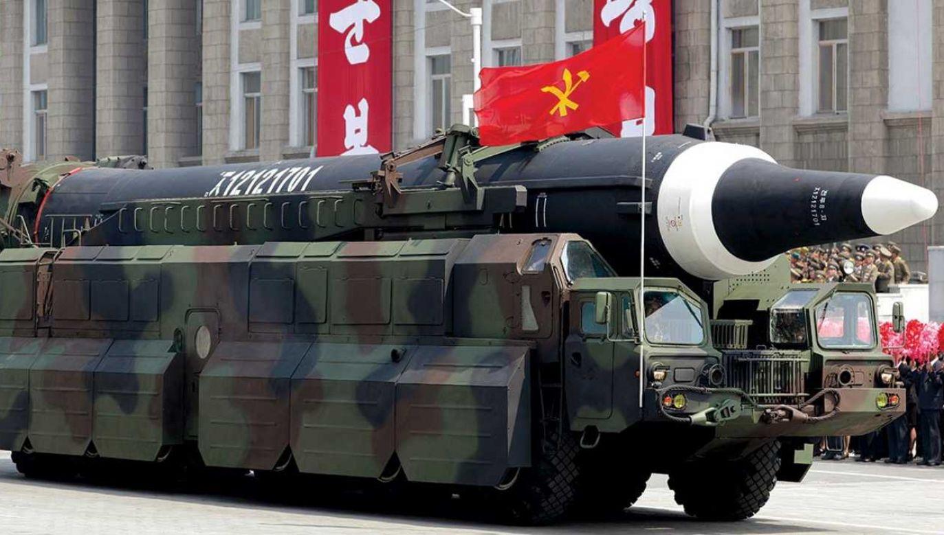 Korea Północna stanowi zagrożenie dla pokoju na świecie (fot. US Army)