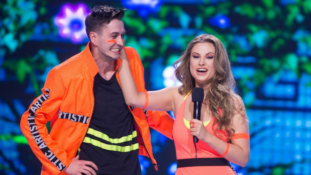 Jurorzy zauważyli ich duży potencjał i wysoko ocenili ten występ (fot. J. Bogacz/TVP)