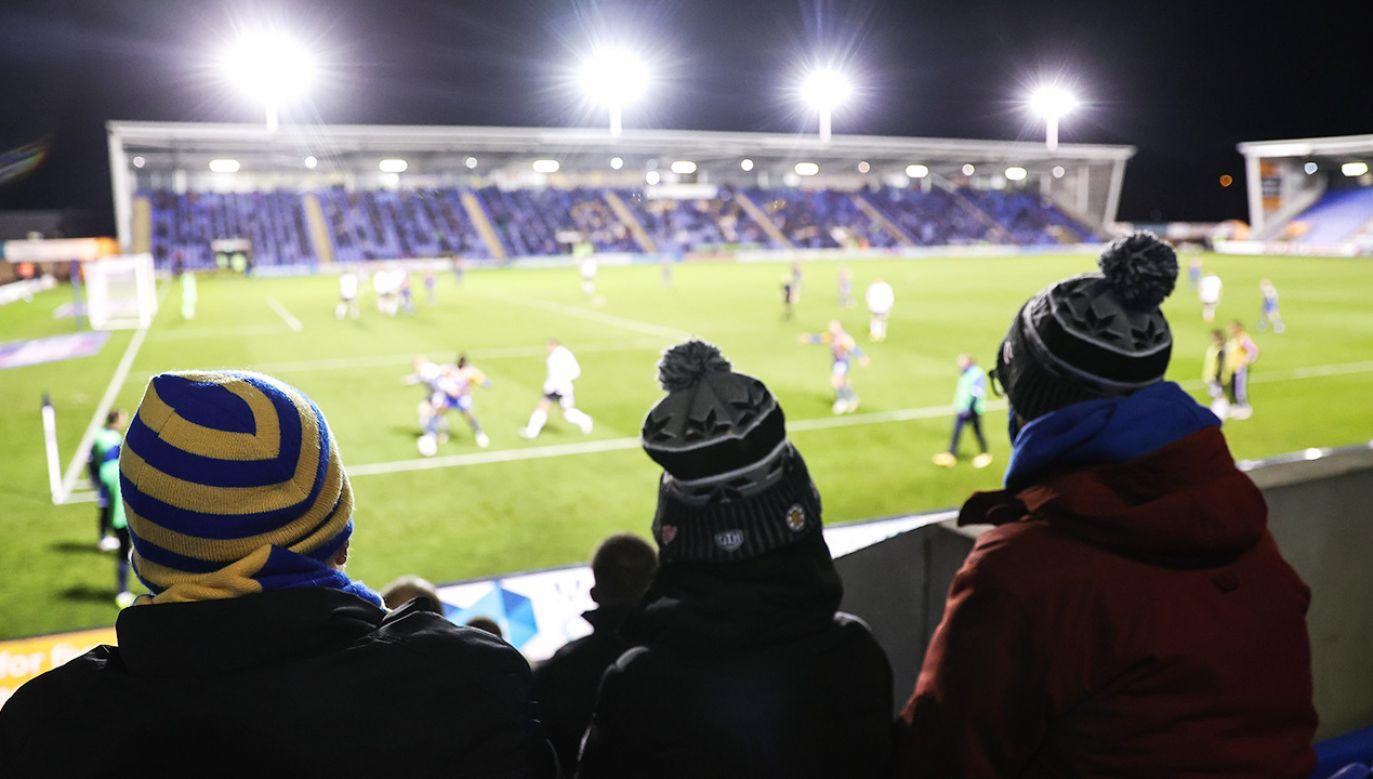 Accrington Stanley rozegrało zaledwie 16 z 22 zaplanowanych spotkań (fot. Matthew Ashton - AMA/Getty Images)