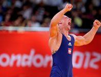 Polak po szesnastu latach zdobył medal na igrzyskach w zapasach (fot. PAP)