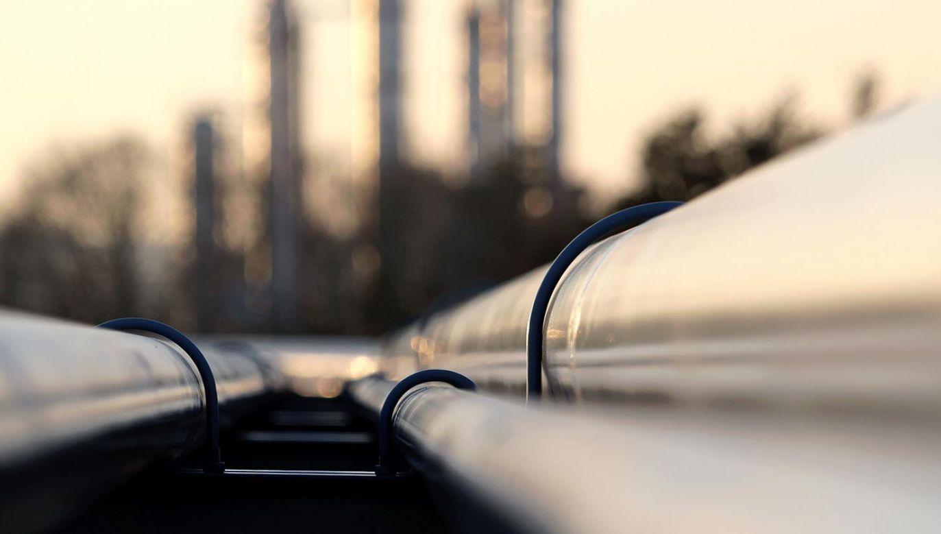 Rozszczelnienie instalacji gazowej w Wałbrzychu (fot. Shutterstock/Kodda)