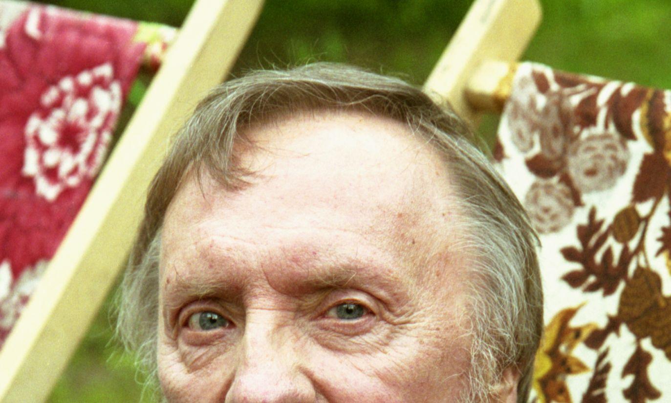 """W serialu TVP """"Dom niespokojnej starości"""" w 2005 roku (fot. TVP)"""