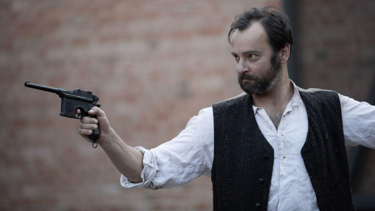 W rolę marszałka wcielił się Mariusz Ostrowski (fot. Krzysztof Słomka/TVP)