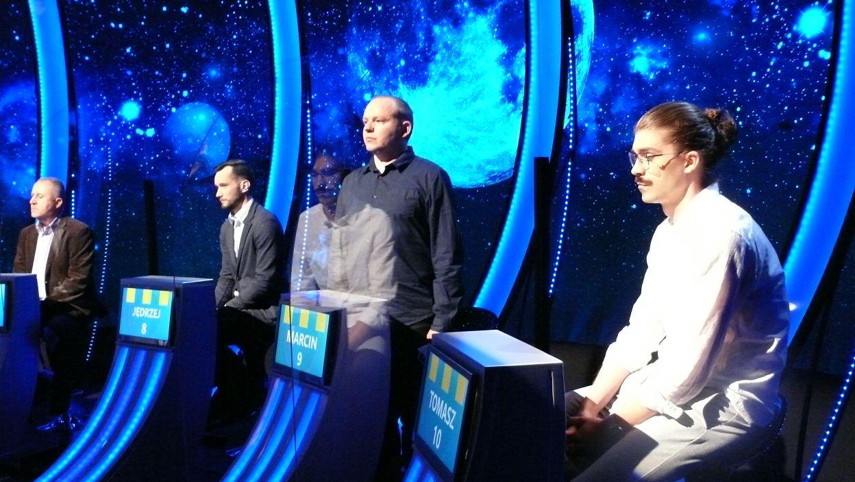 Uczstnicy 3 odcinka 121 edycji zajęli wylosowane stanowiska gry