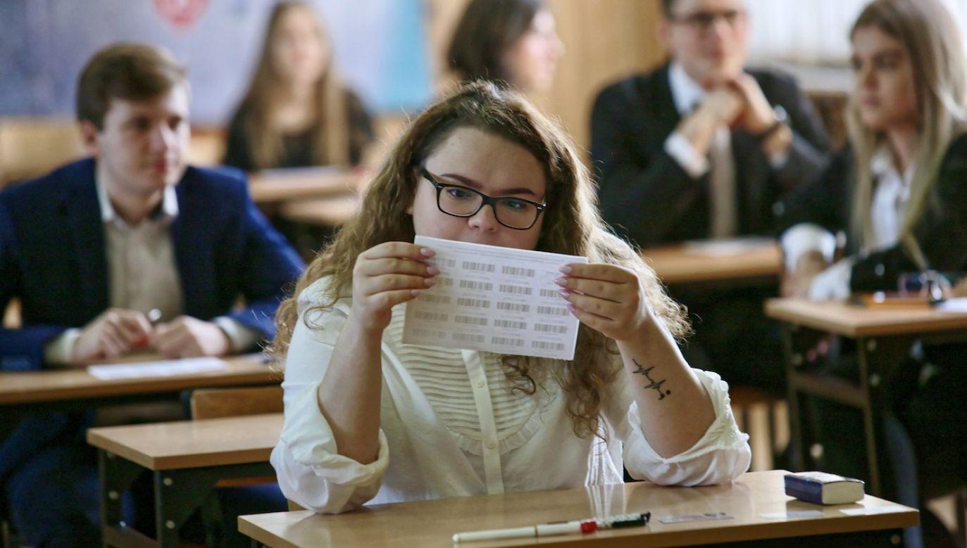 Informację potwierdził minister edukacji narodowej Dariusz Pionktowski (fot. arch.PAP/Lech Muszyński)