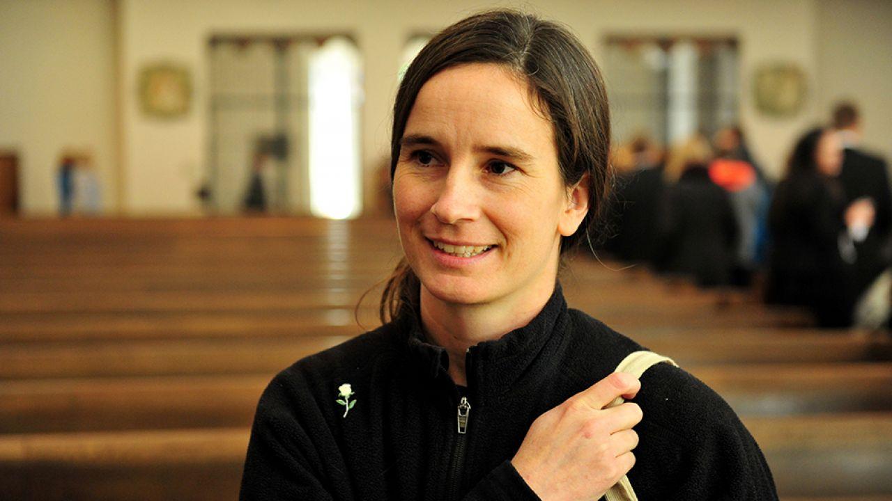 Mary Wagner (fot. arch/PAP/Marcin Bielecki)
