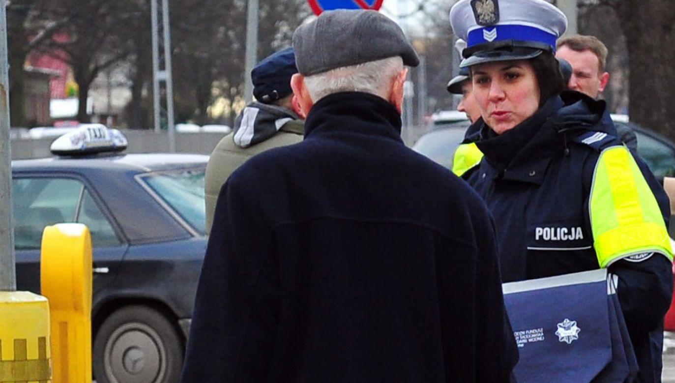 Do sądu w Łodzi trafił wniosek o areszt dla 23-latka (fot. arch.PAP/Marcin Bielecki)