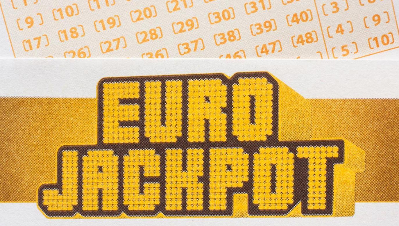 Eurojackpot to międzynarodowa gra liczbowa (fot. Shutterstock/Evan Lorne)