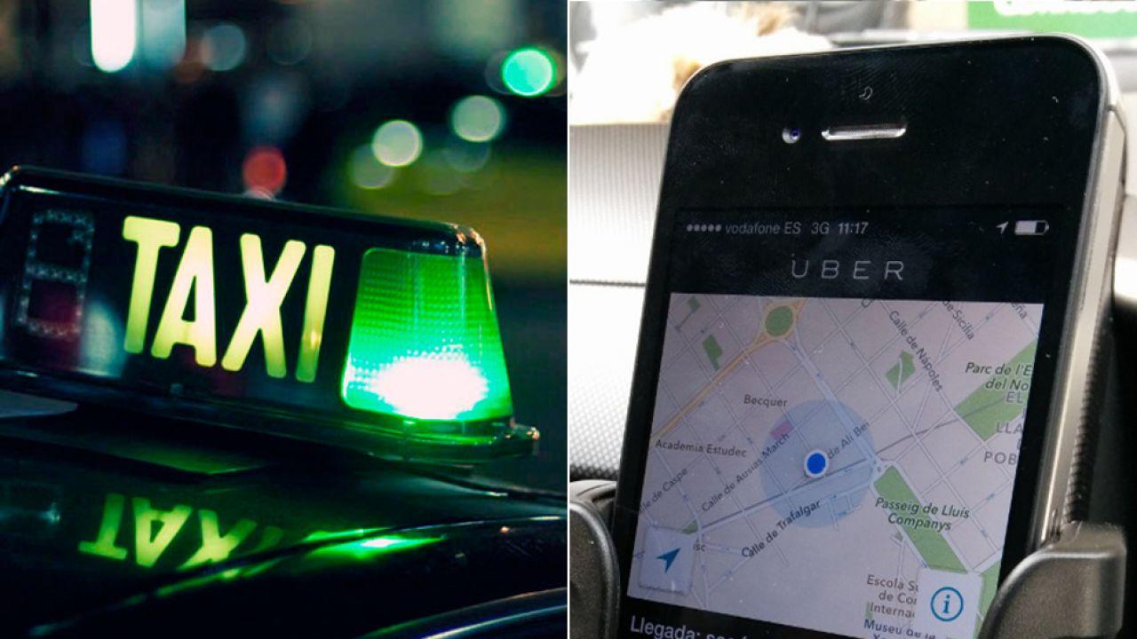 Według sądu oferowanie usług za pomocą aplikacji na smartfony jest niezgodne z prawem (fot. flickr.com/ Daniel Horacio Agostini/ acanyi)