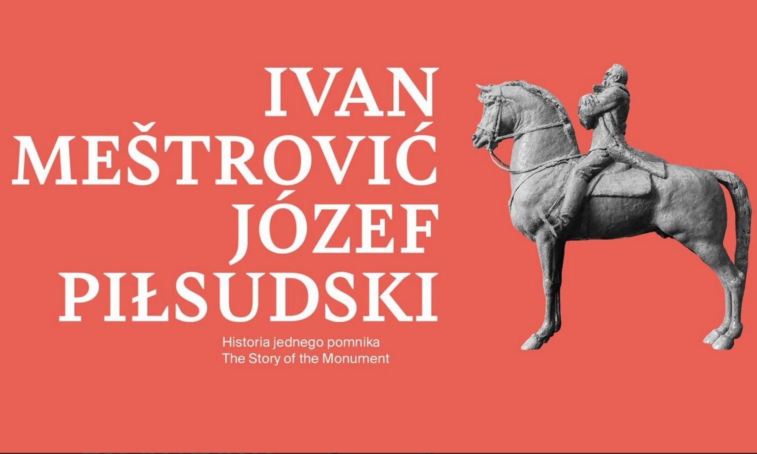 Chorwat zaproponował 25-metrową konną statuę Komendanta, stojącą pod dwa razy wyższym łukiem z granitu. Wystawę