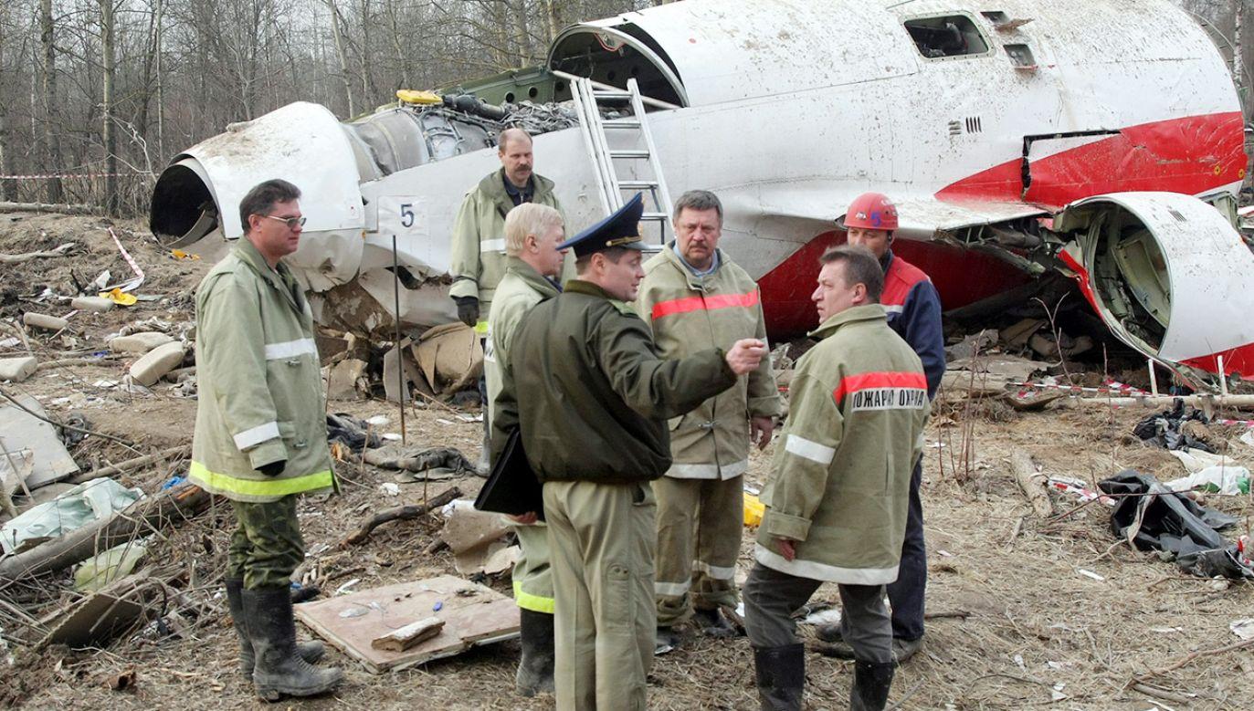 We wrześniu polska prokuratura wystąpiła z wnioskiem o tymczasowe aresztowanie trzech kontrolerów (fot. EPA/SERGEI CHIRIKOV)