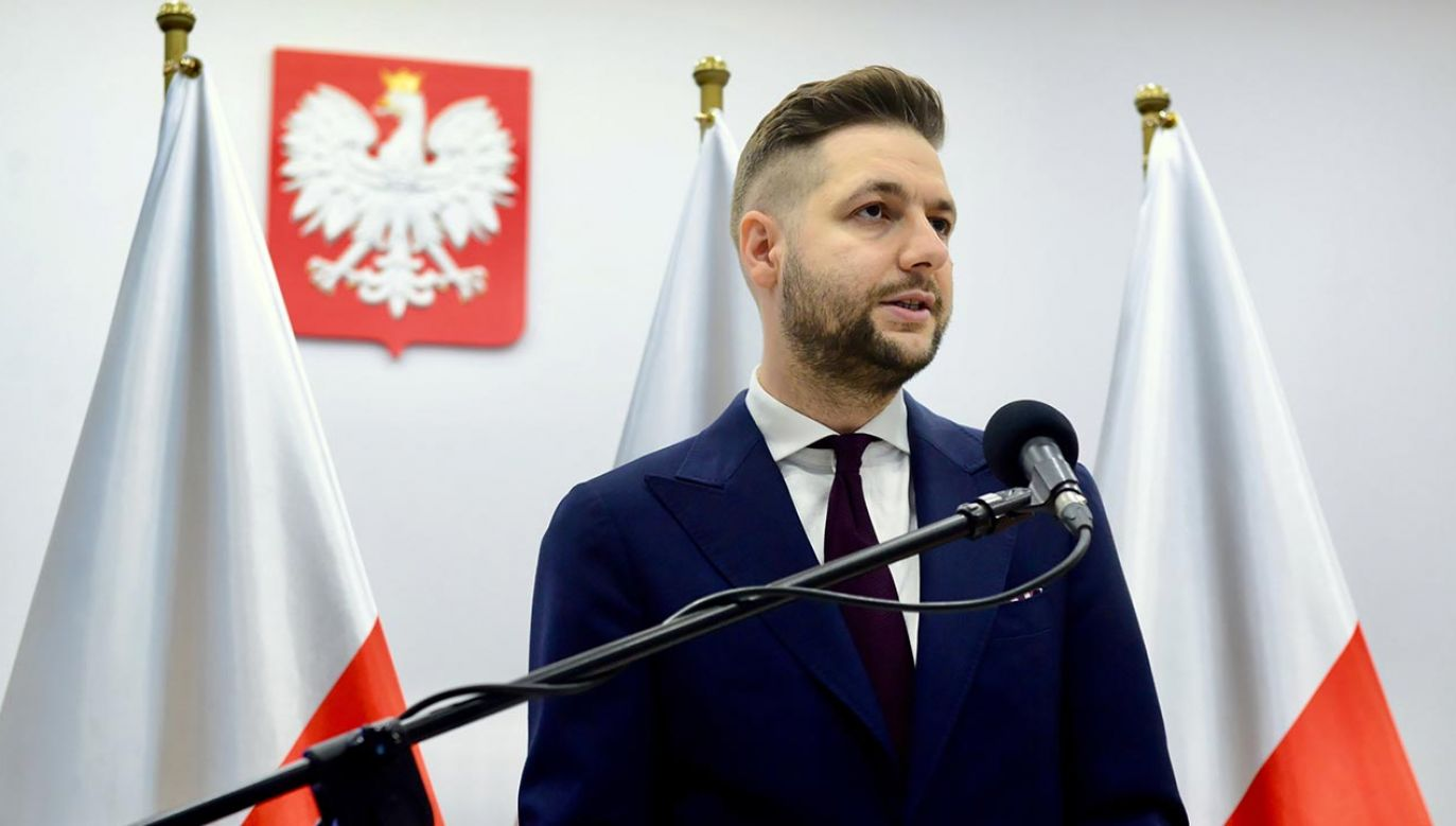 Europoseł odniósł się do słów Manna (fot. PAP/Jakub Kamiński)