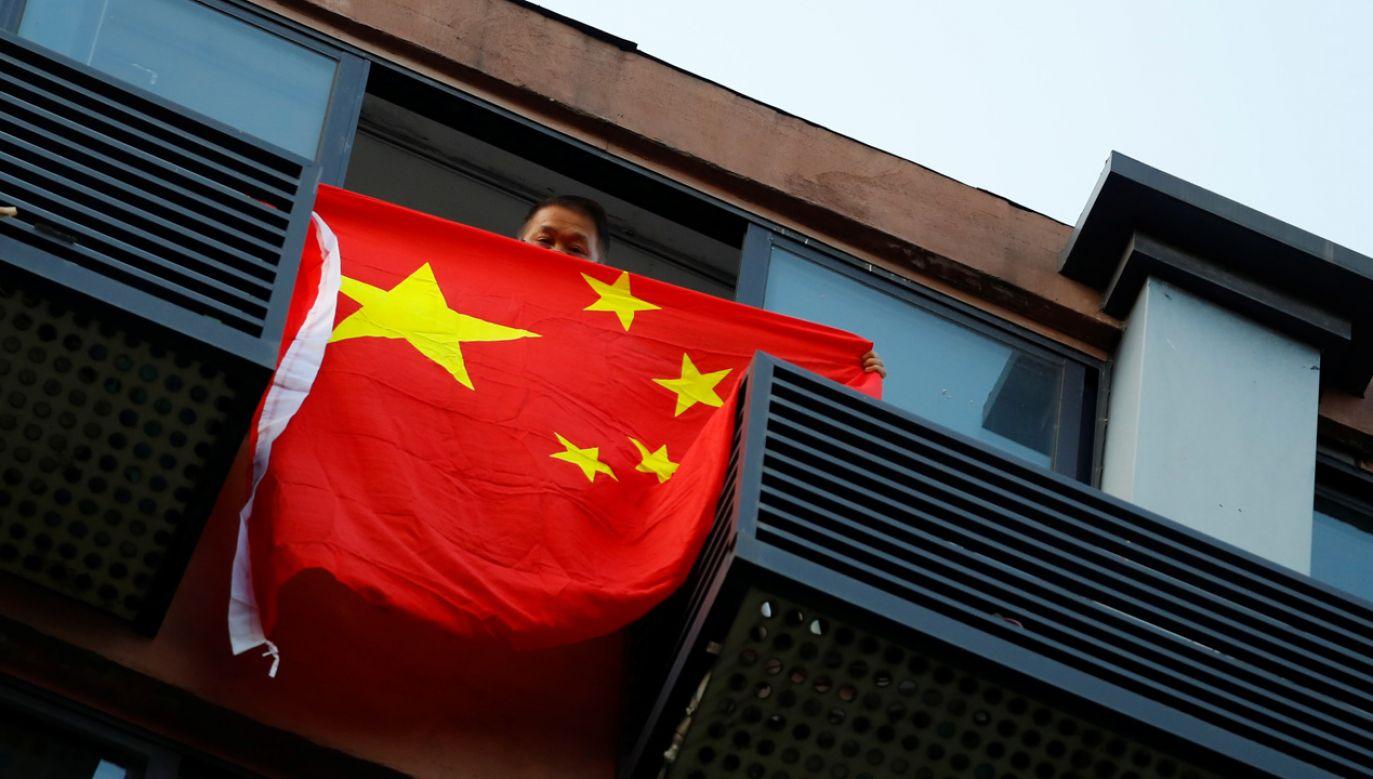 Zgodnie z sankcjami zamrożone są amerykańskie aktywa firmy (fot. REUTERS/Thomas Peter)