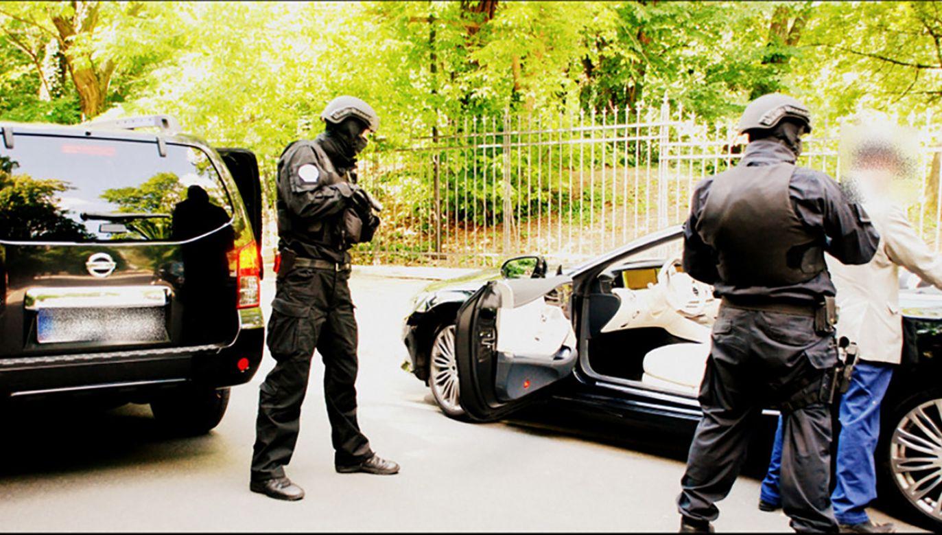 Zatrzymani usłyszą zarzuty karne (fot. CBA)