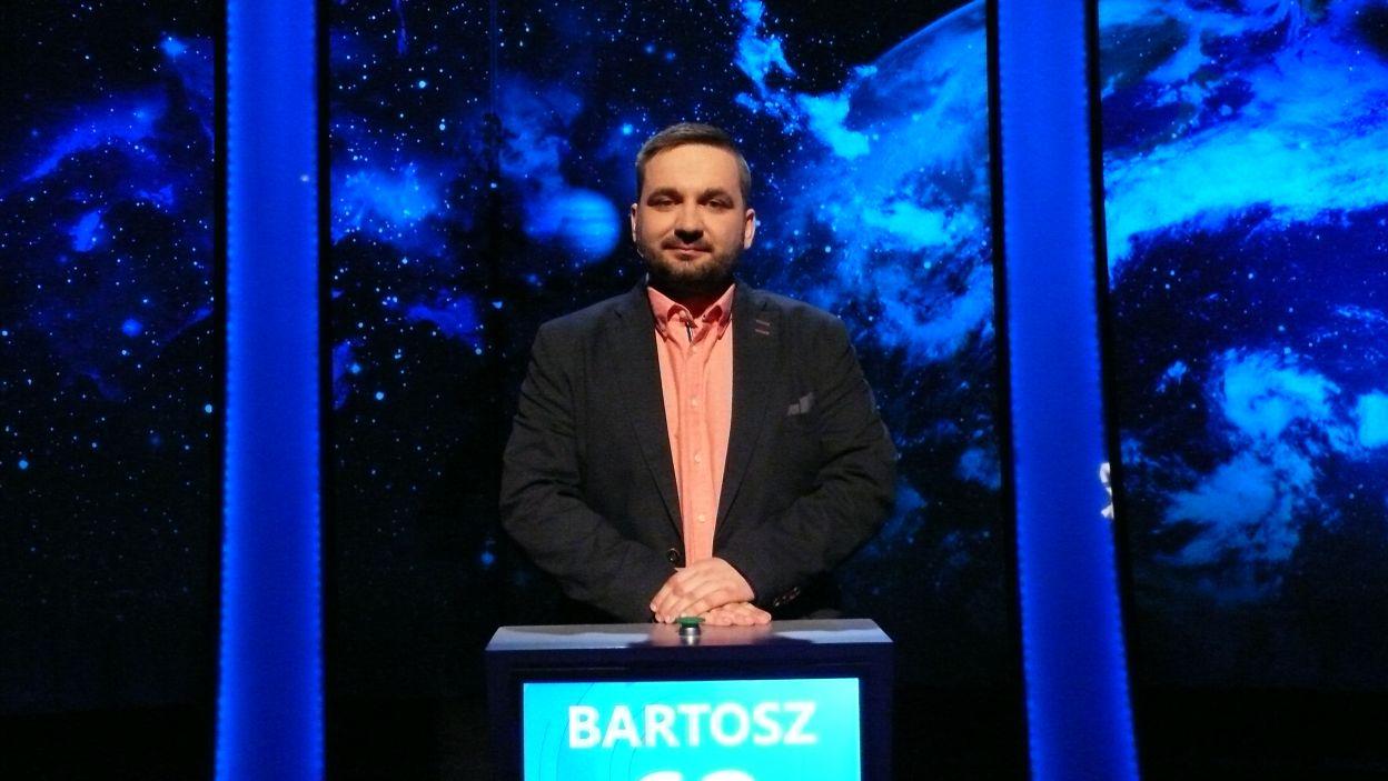 Bartosz Twardowski - zwycięzca 3 odcinka 113 edycji