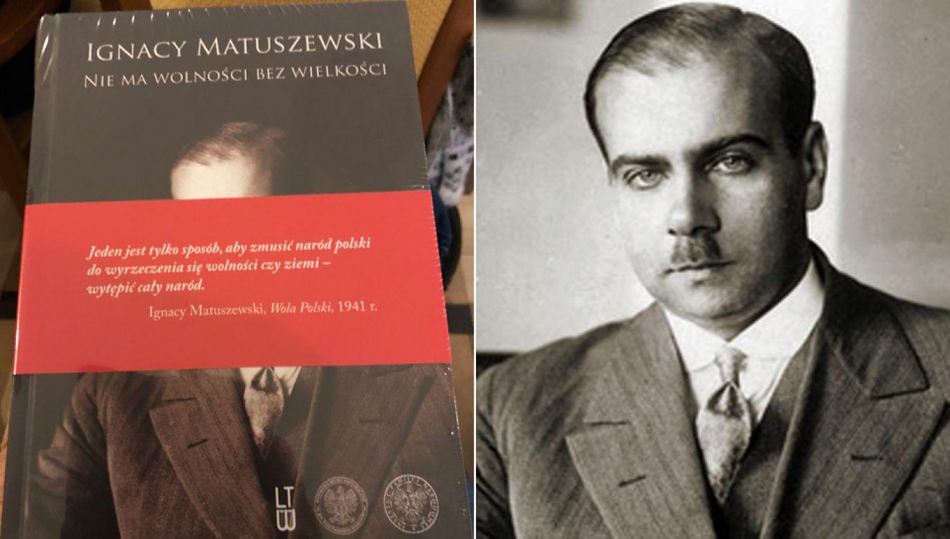 Ignacy Matuszewski był politykiem, publicystą dyplomatą i ekonomistą (fot. TT/Tomasz Łysiak/NAC)