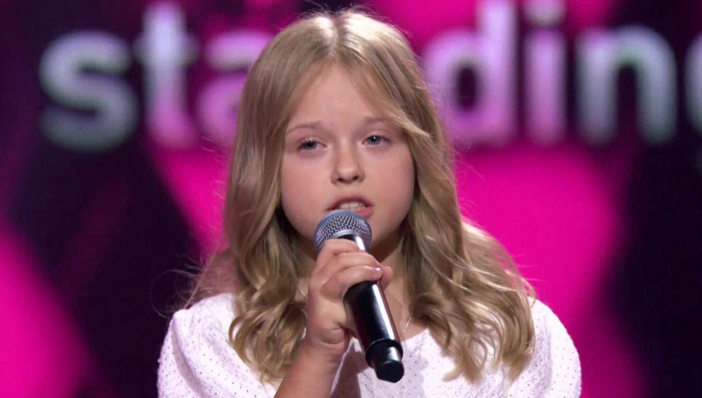 Alicja Tracz (fot. TVP)