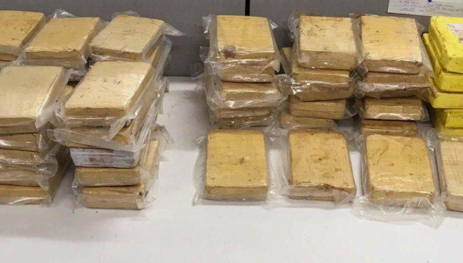 Przemyt kokainy ma fundować działalność wenezuelskiego reżimu (fot. DEA)